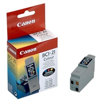 CANON BCI-21C INK BJC4000/MPC20 COL
