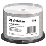 VERBATIM CD-R AZO 52X 700MB PRINT 50SP