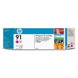 Cartus Cerneala HP Nr. 91 Magenta Vivera Ink 775 ml for Designjet Z6100 A0 42', Designjet Z6100 A0 60', Designjet Z6100PS A0 42', Designjet Z6100PS A0 60' C9468A