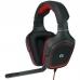 Casti Logitech Gaming Cu microfon si control de volum , fir impletit microfon cu tehnologie noise-cancelling 981-000540