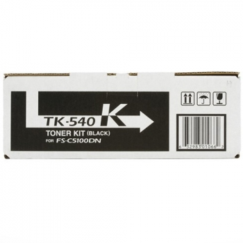 Cartus Toner Kyocera TK-540K Black 5000 Pagini for Kyocera Mita FS-C5100DN