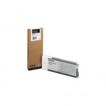 Cartus Cerneala Epson T6148 Matte Black 220ml for Stylus Pro 4400, Stylus Pro 4450, Stylus Pro 4800 C13T614800