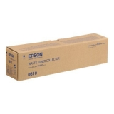 Waste Toner Collector Epson C13S050610 24000 Pagini for Aculaser C9300D2TN, C9300D3TNC, C9300DN, C9300DTN, C9300N, C9300TN