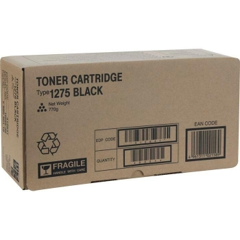 Cartus Toner Ricoh Type 1275 Black 3500 Pagini for Ricoh 2210, 2210L, FX 16, LF 1130, LF 1170 412641