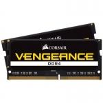 Memorie RAM Laptop SO-DIMM Corsair KIT 2x8GB DDR4 2400MHz CL16 CMSX16GX4M2A2400C16