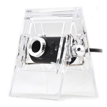 Camera Internet TITANUM with Microphone USB TC101 Onyx 3 Led Light [C9740745]