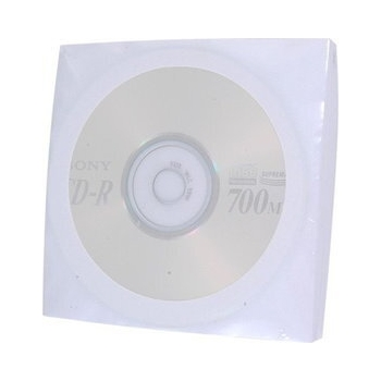 CD-R Sony [envelope 20 | 700MB | 48x ] [C4210781]