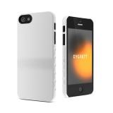Husa Cygnett Form Slim Hard pentru iPhone 5 White CY0832CPAEG