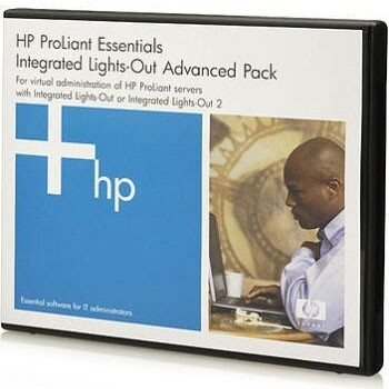 HP iLO Advanced incl 3yr Tech Support and Updates 1 Server Lic BD505A