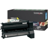 Cartus Toner Lexmark 10B041Y Yellow 6000 pagini for Optra C750, C750DN, C750N