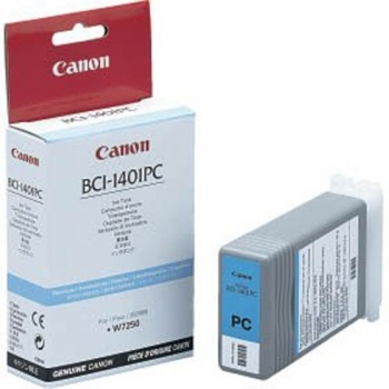 Cartus Cerneala Canon BCI-1401 Photo Cyan 130 ml for W6400D, W7250 CF7572A001AA