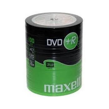 DVD-R MAXELL 16X 100 buc QDVD-RMX16X100