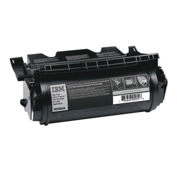 Cartus Toner IBM Return 39V0544 Black 21000 Pagini for Infoprint 1570MFP, Infoprint 1572MFP, Infoprint 1650 MFP
