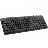Tastatura Spacer 11 Taste Multimedia black USB SPKB-169