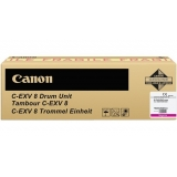 Unitate Cilindru Canon C-EXV8 Magenta 40000 Pagini for CLC 2620, CLC 3200, CLC 3220, IR C2620, IR C2620N, IR C3200, IR C3200N, IR C3220, IR C3220N, IR C3320, IR C3320N CF7623A002AA