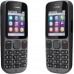 Telefon Mobil Nokia 101 Black Dual Sim NOK101BLK