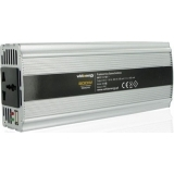 Whitenergy invertor DC/AC de la 12V DC la 230V AC 800W, USB