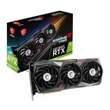 Placa video MSI GeForce RTX 3060 GAMING X TRIO 12GB GDDR6 192-bit
