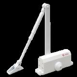 Amortizor hidraulic cu brat Silin SA-5012AWW , alb Pentru usi cu greutatea de 25-45 kg; latime usa 900mm Ulei hidraulic termostabil Viteza de inchidere reglabila ,Montare stanga sau dreapta