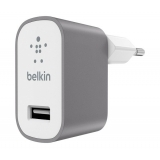 Belkin Premium MixIt 2, 4 A Home Charger, Grey