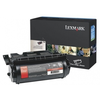 Cartus Toner Lexmark 64436XE Black 32000 pagini for T644, T644DTN, T644N, T644TN