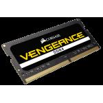 Corsair Vengeance® Series 16GB (2x8GB) DDR4 SODIMM 2666MHz CL18 [C9801343]