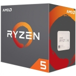 Procesor AMD Ryzen 5 1600X Hexa Core 3.60GHz Cache 19MB Socket AM4 Unlocked YD160XBCAEWOF