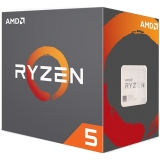 Procesor AMD Ryzen 5 1600X Hexa Core 3.60GHz Cache 19MB Socket AM4 Unlocked YD160XBCAEWOF