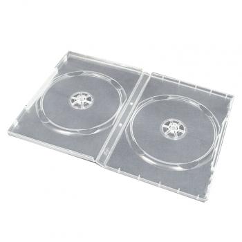 ESPERANZA DVD Box 2 Clear 14 mm ( 100 Pcs. PACK) 3082 - 5905784765440