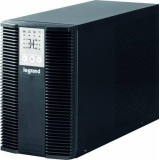 UPS Legrand KEOR LP, Tower, 1000VA/900W, On Line Double Conversion, Sinusoidal, PFC, 1 RS232 serial port, 1 slot for networkinterface connection (ex. CS121), IN 1x C13, OUT 3x IEC C13 & 1xSHK (Optional battery cabinet 1x310958)