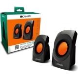Boxe 2.0 Canyon CNR-SP20JB Stereo 4W Black CNR-SP20JB