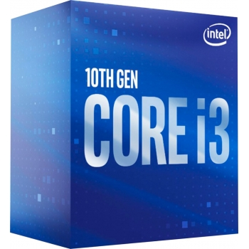 Procesor Intel Core i3-10100 Comet Lake, 3.6GHz, 6MB, Socket 1200