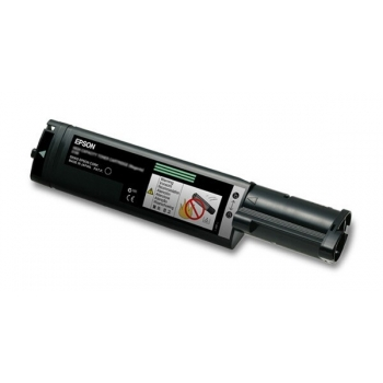 Cartus Toner Epson C13S050190 Black High Capacity 4000 Pagini for Aculaser C1100, C1100N, CX11N, CX11NF, CX11NFC