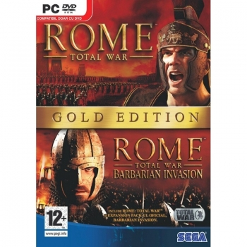 Joc Sega Rome: Total War - Gold Edition pentru PC SEGA-PC027