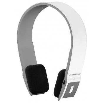 Esperanza stereo casti fara fir City Beat   Bluetooth 2.1   10m EH135WE - 5901299907665