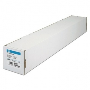 "Hartie HP C6977C Heavyweight Coated Paperpentru plotter Dimensiune: 60"" 1524 mm x 30.5 m"