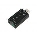 Placa de sunet LogiLink 7.1 16bit USB UA0078