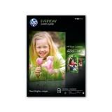 Hartie Foto HP Q2510A Everyday Glossy Photo Paper Dimensiune: A4 Numar coli: 100