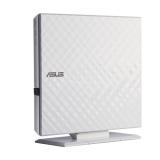 DVD Writer Asus SDRW-08D2S USB Extern White Retail SDRW-08D2S-U/WHT/G/AS