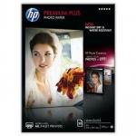 Hartie Foto HP CR676A Premium Plus Glossy Dimensiune 5x7 inch, 13x18 cm Numar Coli 20