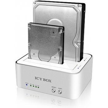 Rack HDD RaidSonic Icy Box IB-120CL-U3 2.5