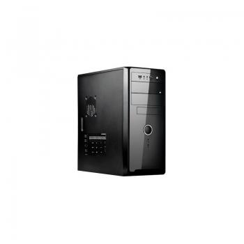 Carcasa Middle Tower Spire 1072B 2x USB 2.0 2x jack 3.5mm black