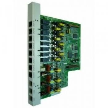 Cartela Panasonic 3 CO si 8 interioare hibride (numai pentru KX-TES824) KX-TE82483CE