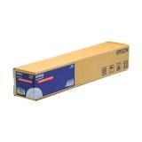"Hartie Epson C13S041746 Singleweight Matte Paper Roll pentru plotter Dimensiune 17"" x 40m"