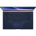 Laptop Asus Ultrabook ZenBook Intel i5-8265U up to 3.90GHz 8GB DDR3L SSD 256GB Intel GMA UHD 620 Win 10 Pro Royal Blue UX433FA-A5046R
