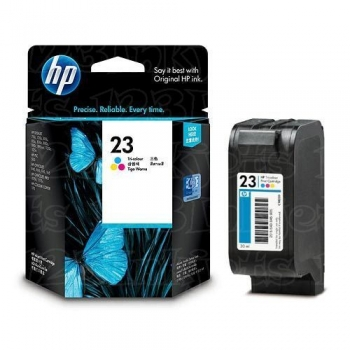 Cartus Cerneala HP Nr. 23 Large Color 30 ml for DeskJet 710C C1823D