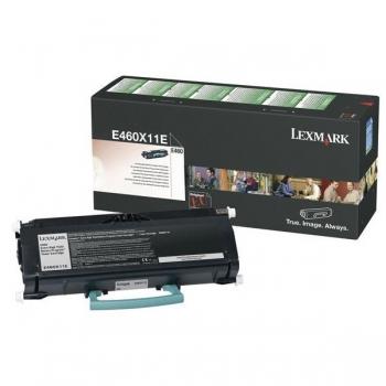Cartus Toner Lexmark E460X11E Black Return Program 15000 pagini for E460DN, E460DW