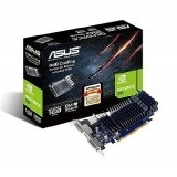 Placa Video Asus nVidia GeForce 210 1GB GDDR3 64 bit PCI-E x16 2.0 VGA DVI HDMI 210-SL-1GD3-BRK