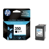 Cartus Cerneala HP Nr. 350 Black Vivera Ink 200 Pagini for Deskjet D4260, D4280, D4360, Photosmart C4480, C4580, OfficeJet J5780, Photosmart C4280 AIO, OfficeJet J6140, Photosmart C5200, C5280 AIO, D5360 CB335EE
