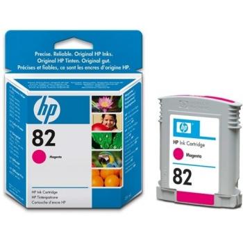 Cartus Cerneala HP Nr. 82 Magenta 28 ml for Designjet 10PS, Designjet 20PS, Designjet 50PS, Designjet 500, Designjet 800, Designjet CC800, Designjet 510 A0, Designjet 510 A1, Designjet 510PS A0, Designjet 510PS A1 CH567A